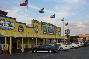 Big Texan in Amarillo