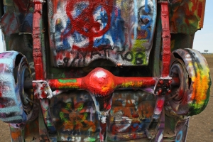 Cadillac Ranch 4