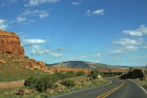 Dead man's bend R66 NM