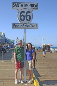 End of the road 3 Santa Monica Pier