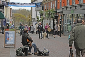 Music in Bury