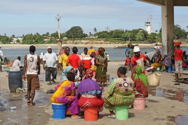 Dar es Salaam Fish Market 1