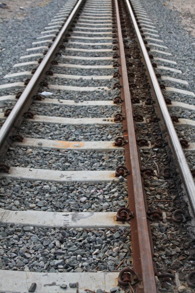 Railway Track Oct 2011