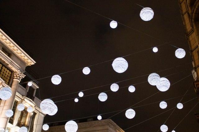 Christmas Lights Oxford Circus 20 Nov 2014 (1 of 1)