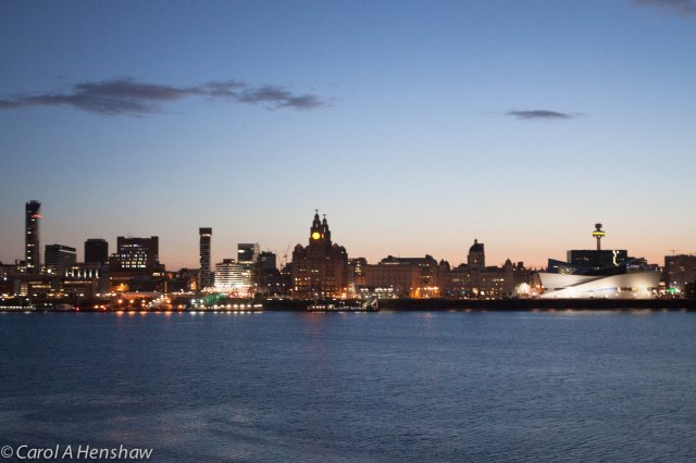 Dawn over Liverpool 10 Oct 2014 (1 of 1)