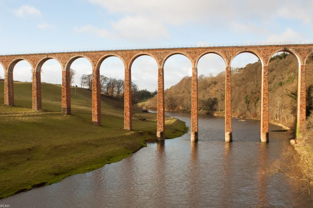 Leaderfoot viaduct (1 of 1)