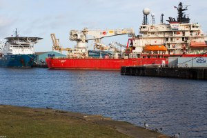 Ships in Port Leith Feb 26 2015 (1 of 1)