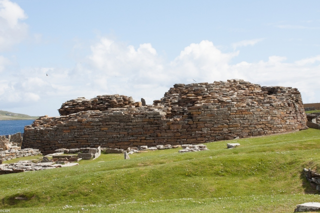 Gurness Broch 1 8 June 2015 (1 of 1)