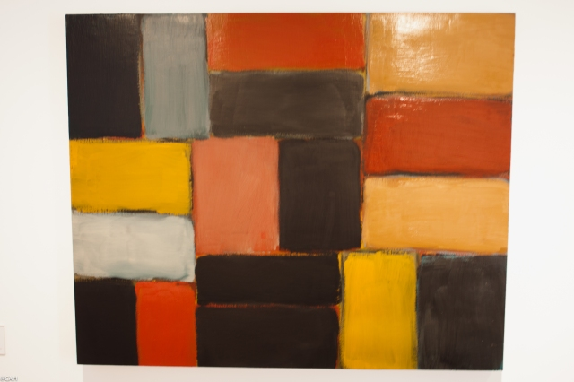 Sean Scully Pier Art Centre Stromness 12 June 2015 (1 of 1)