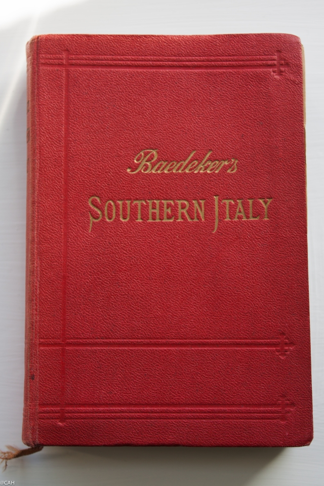 Baedekkers southern Italy (1 of 1)