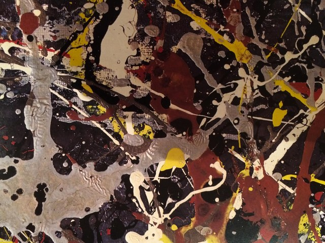 Tate Liverpool Jackson Pollock 14 Oct 2015 (1 of 1)