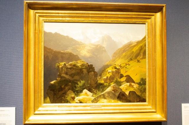 Alexandre Calame Jungfrau (1 of 1)