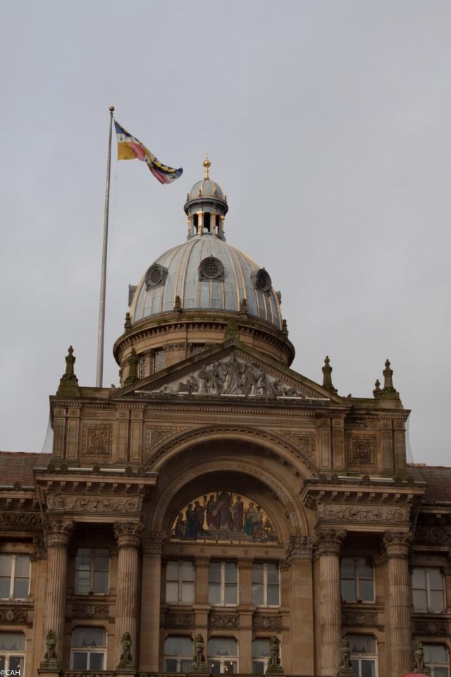 Council Building Birmingham Dec 2015 (1 of 1)