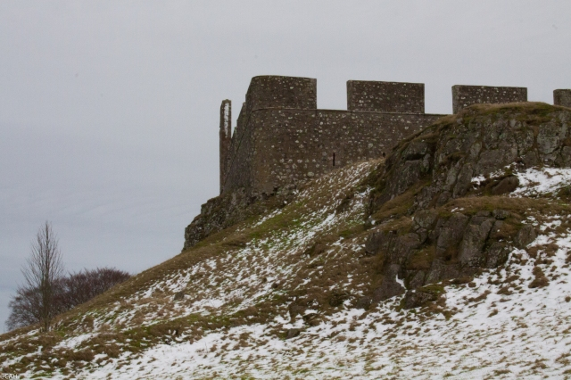 Hume Castle 31 Jan 2016 (1 of 1)