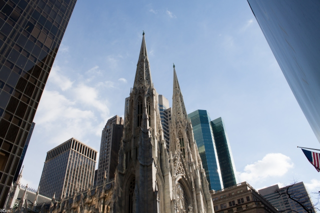 St Patricks Cathedral 5 March 2016 (1 of 1)