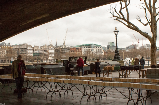 South Bank book market 9 Apr 2016-1