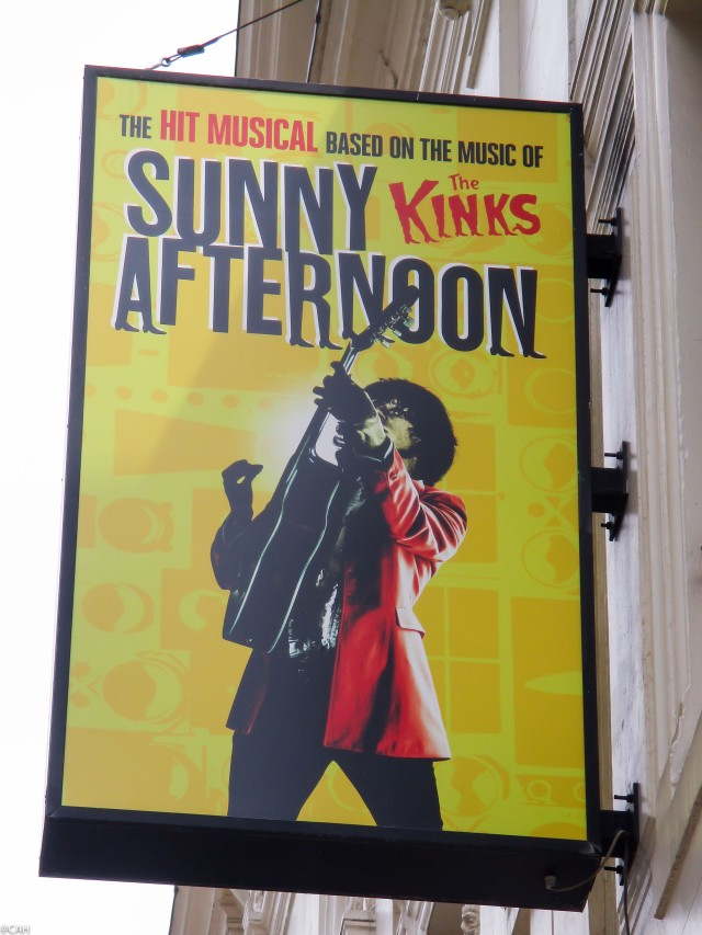Sunny Afternoon London 8 June 2016-1