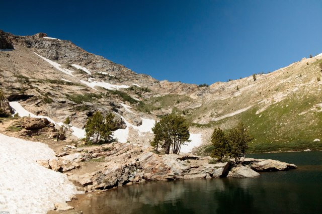 Lamoille Lake Ruby Mountains NV 13 Jul 2016-1