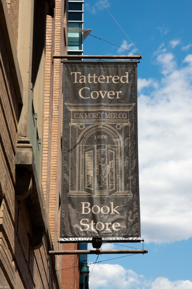 Tattered Cover Bookstore Denver 6 July 2016-1