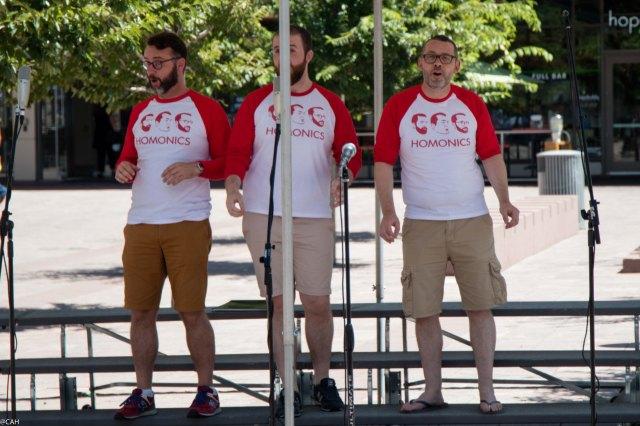 The Homophones Denver 6 July 2016-1